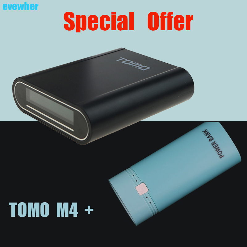 2pcs Power Bank Cover Case Tomo M4 and evewher-2 Easy To Carry Smart Led PowerDisplay and Led Light Fasr Delivery ( No Battery ) 2pcs power bank cover case tomo m4 and evewher 2 easy to carry smart led powerdisplay and led light fasr delivery no battery
