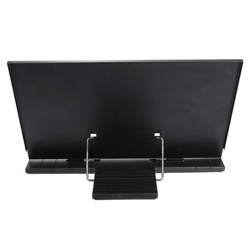 Image 2 - GSFY Adjustable Angle Foldable Portable Reading Book Stand Document Holder Deskstand collar coat womenstand ventilatordesk hub -