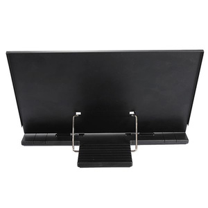 Image 2 - GSFY Adjustable Angle Foldable Portable Reading Book Stand Document Holder Desk