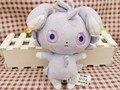 Espurr Pokemon Stuffed Animal Macio Boneca de Brinquedo de Pelúcia 7''