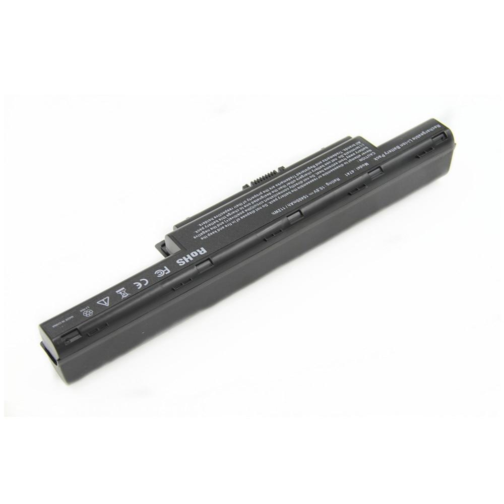 10400 mah pour Acer batterie D'ordinateur Portable Aspire 4771 4771g 5741 5741g 4741g 5740g Série 31CR19/ 652 AS10D31 AS10D3E AS10D41 AS10D61