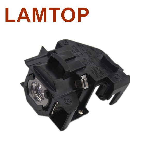 Compatible Projector Lamp Bulb with housing ELPLP34 fit for EMP-62/EMP-62C free shipping compatible projector bulb projector lamp elplp34 fit for emp 76c