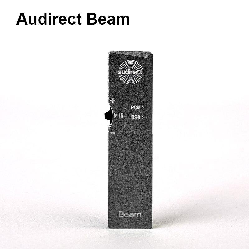 Audirect Beam Draagbare MINI HiFi USB ES9118 DAC voor DSD Oortelefoon Versterker Ondersteunt PCM 32bit/384 KHz DSD 256 voor iphone TYPE C-in Digitaal naar analoog Omvormer van Consumentenelektronica op  Groep 1