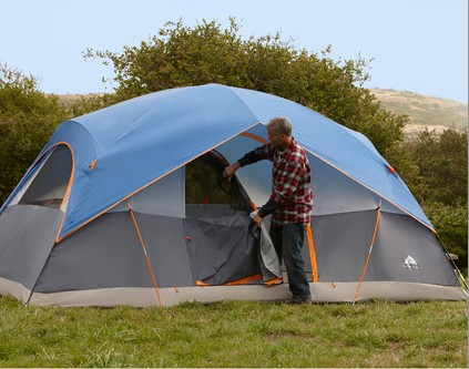 US $65 0  Free Shipping Ozark Trail 8 Person Dome Tent-in Tents from Sports  & Entertainment on Aliexpress com   Alibaba Group