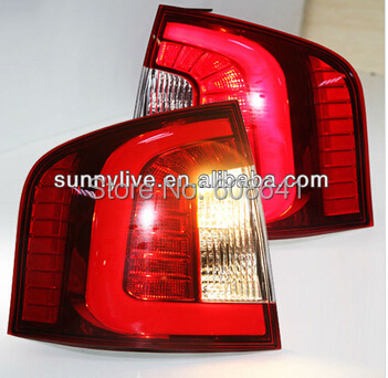 2009 2013 Year for F Edge Limited LED Strip Rear Light Tail Lamp