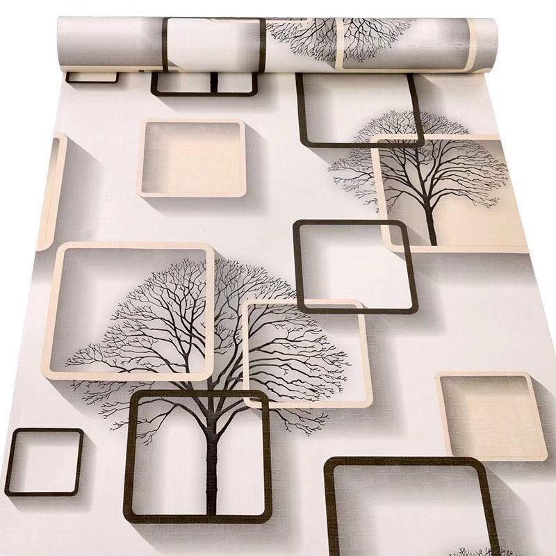 Cheap Wallpaper For Sale Self Adhesive Wall Tiles Beautiful And Popular New Design Wall Paper Waterproof Mordern Europe Style Wallpapers Aliexpress