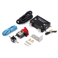 Turbo Boost Controllerl Aluminum Dual Stage Electronic Adjustable Turbo Boost Controllerl + Rocket Switch YC101545