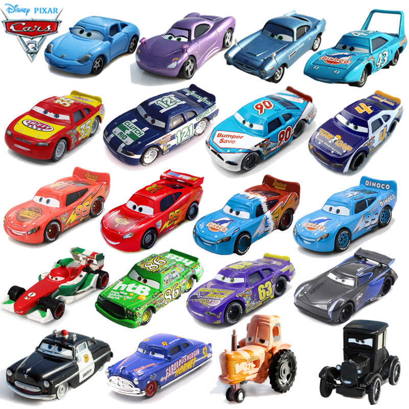 Alloy Metal Cars Lightning Mcqueen