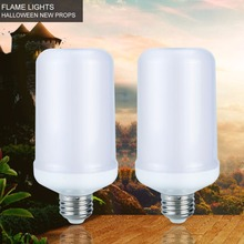 Flame Effect Light Bulb 7W