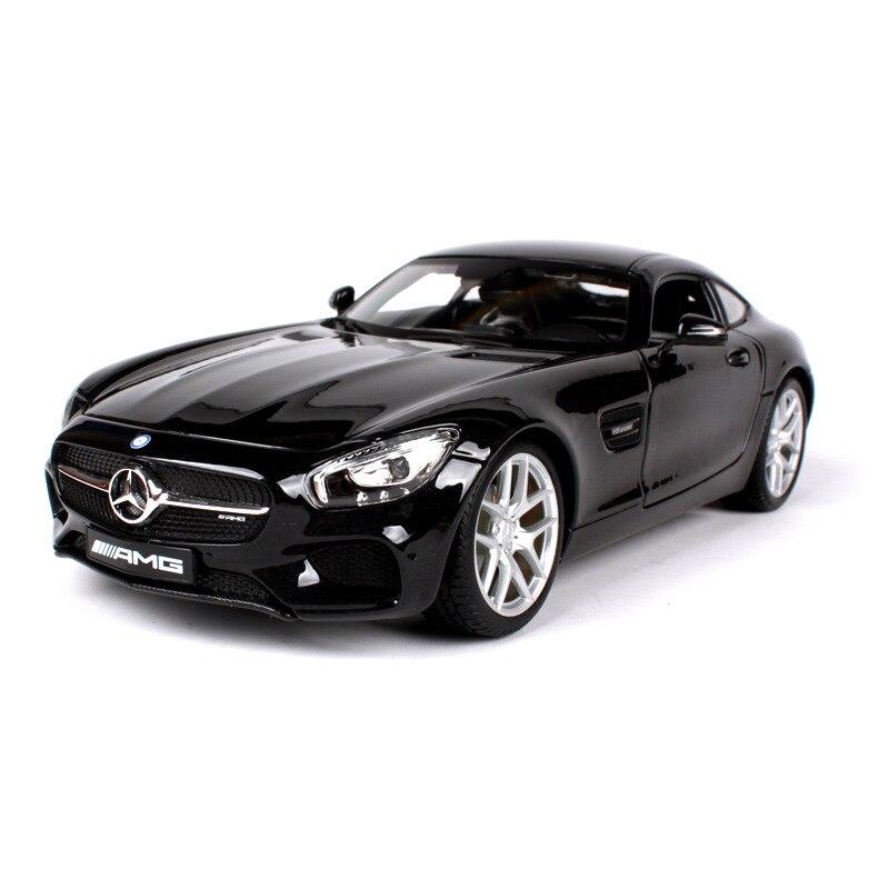 1:18 Diecast Car BZ AMG GT Sports Cars 1:18 Alloy Car
