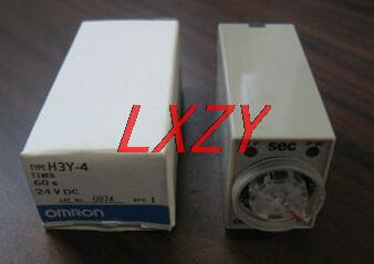 Free Shipping 1pcs/lot Original   time relay multifunction adjustable H3YN-4  цена и фото