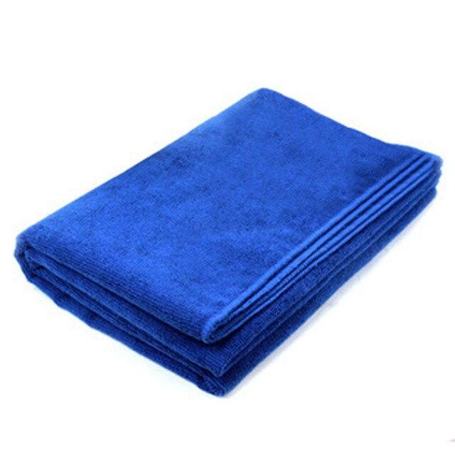 Paño suave de microfibra para limpieza de automóviles, paño de lavado, toallas de microfibra para el hogar y el coche de 30*30 cm