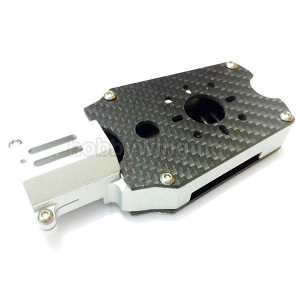 D25 25 mmCNC Алюминий сплав Двигатель держатель для ТМ U8 u11 q9xl воздушных Multi-оси БПЛА
