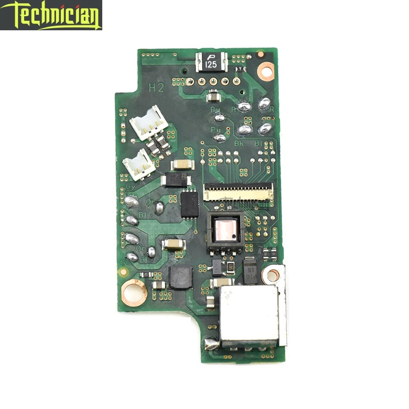 D5100 DC-DC Power Board And Flash  Camera Repair Parts For Nikon