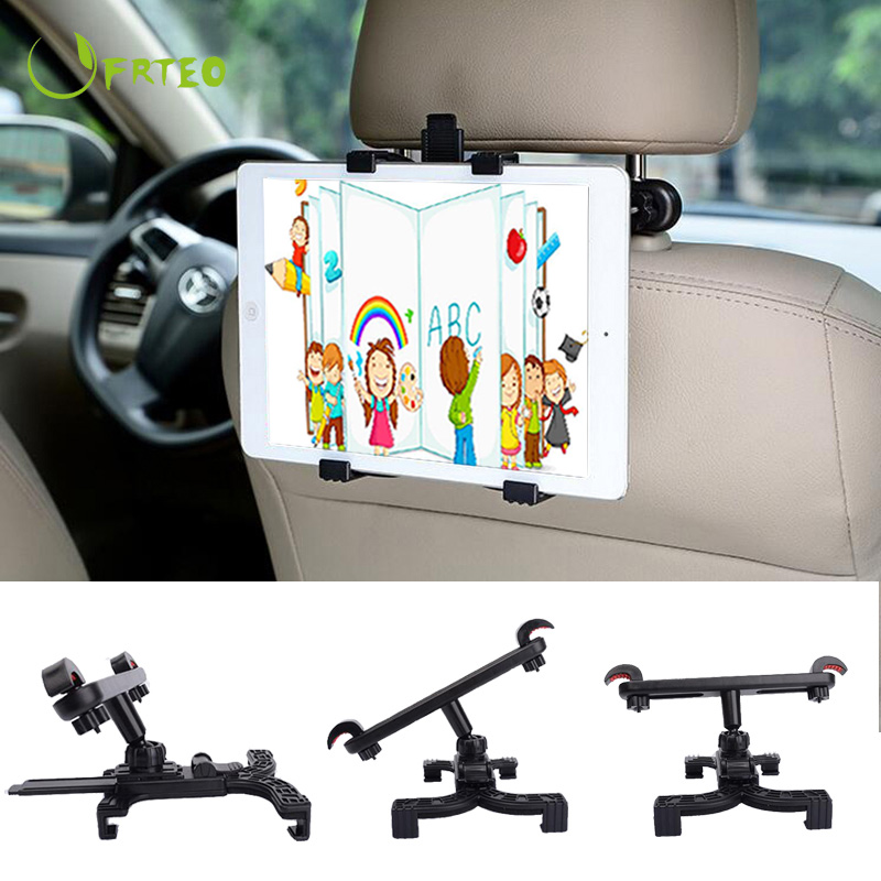 Universal Car Back Seat Tablet Stands Headrest Mount For iPad 2018 Pro 9 7 Air 1
