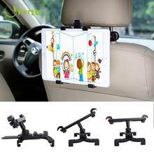 Universal Car Back Seat Tablet Stands Headrest Mount For iPad 2018 Pro 9.7 Air 1