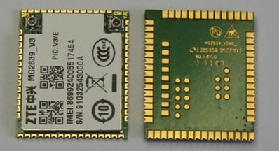 Free Shipping      MG2639-V3 GPRS+GPS In The 2G Communication Module Four Frequency GPRS/GSM TTS