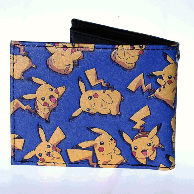 Бумажник Пикачу Покемоны Модель №2 2