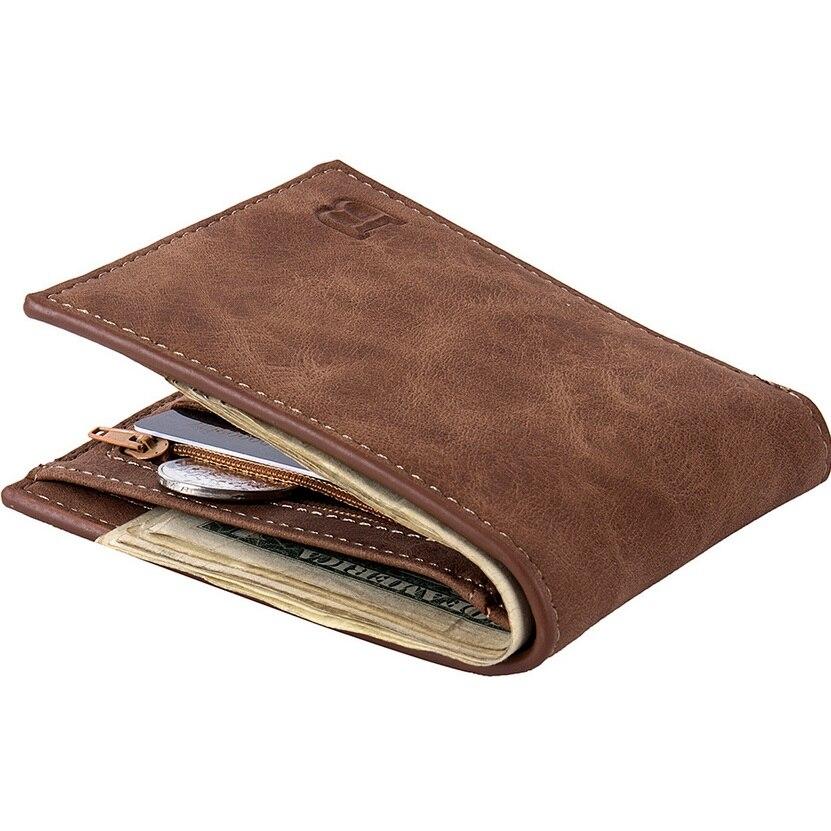 HUIMENG Mincovní taška na zip nové pánské peněženky pánská peněženka peněženky malé peněženky Peněženky nový design Dollar cena Top muži tenká peněženka