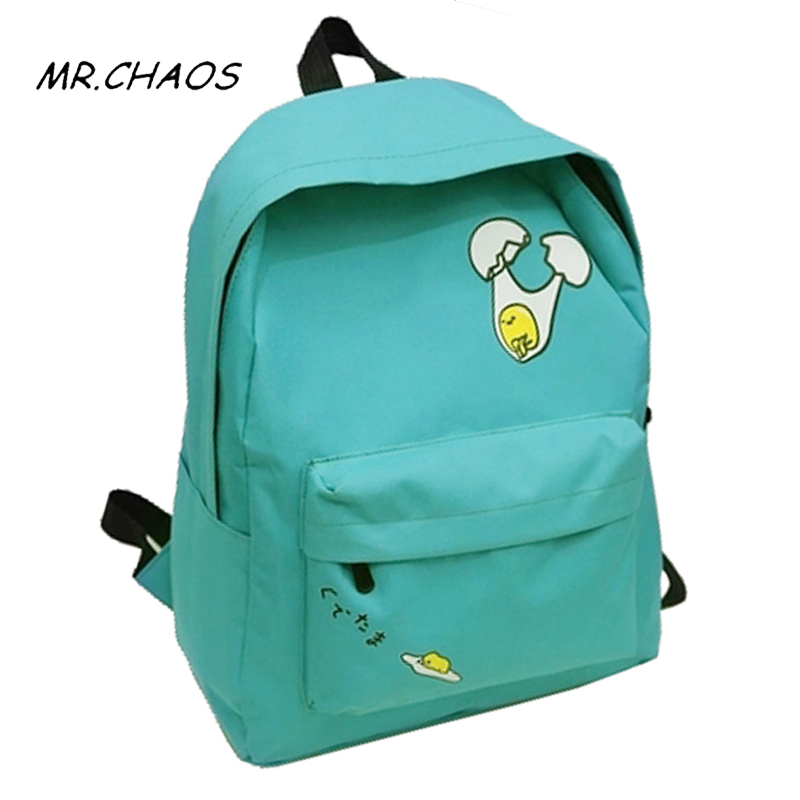 free shipping Fashion Backpack Schoolbag Preppy Style School Rucksacks For Girls Teenager Cool Contrast Color Bag Women Backpack