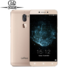 "Letv LeRee Le 3 5.5 ""4G smartphone RAM 3 GB ROM 32 GB Snapdragon 652 Octa Core 13MP 4000 mAh D'empreintes Digitales Android 6.0 mobile téléphone"