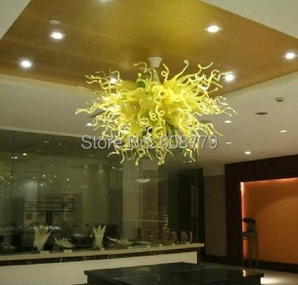 Free Shipping High Quality Low Ceiling Glass Chandelier Parts in Chandeliers from Lights Lighting