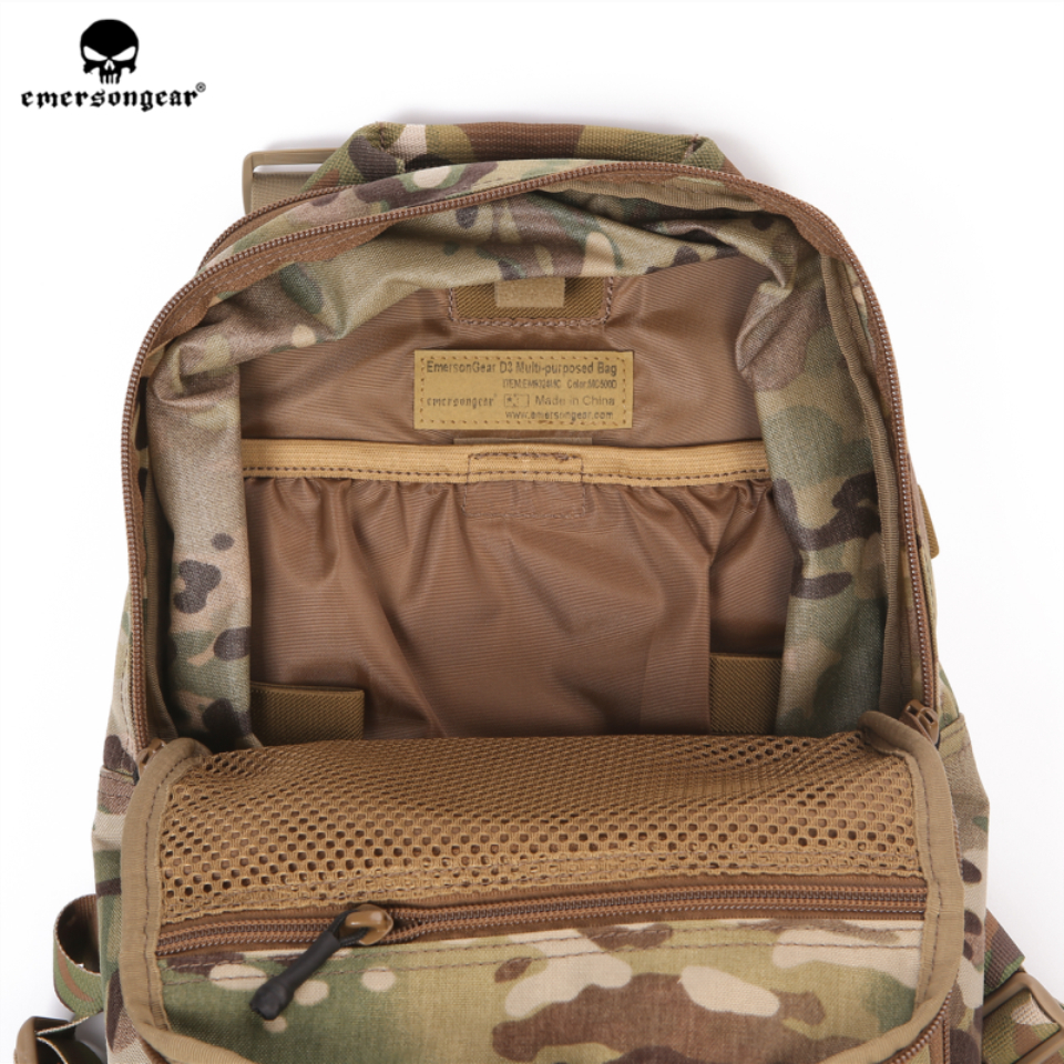 Carrier USD Pouch United 4