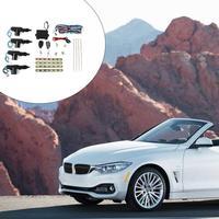 360 Degree Rotation Car Auto Central Lock Alarm Security Kit 4 Door Bracket Locking Power Keyless Entry System