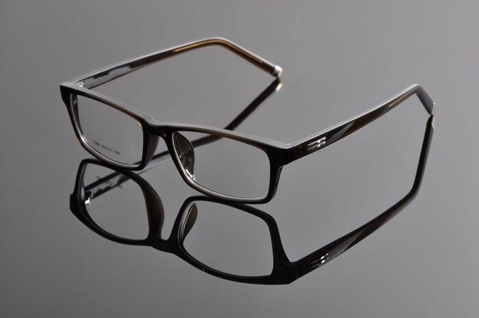 DEDING новые модные очки с прозрачными линзами для близорукости новые дизайнерские оправы для очков oculos de grau femininos DD0894 - Цвет оправы: dark brown