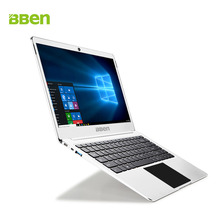 Bben Metal Aluminum Laptop 14Inch Windows 10 Notebook Computer 1920x1080FHD Intel Apollo N3450 Ultrabook 4G RAM+64G Emmc M.2 SSD