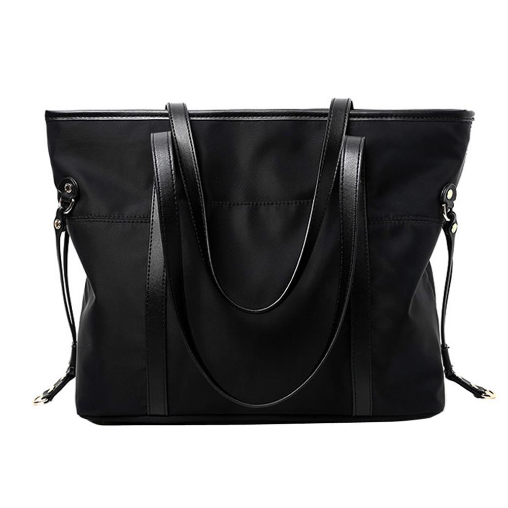 ФОТО Female Shoulder Bag Women's Handbag Waterproof Oxford Bag High Quality Big Capacity Fashionable And Leisure
