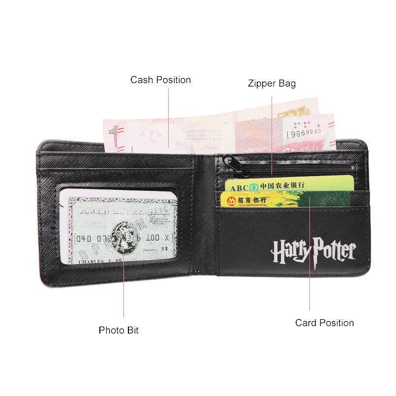 Harry Potter Short Wallet (5)