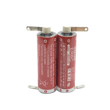 MasterFire 5PCS/LOT New Original Version MAXELL AA 14500 ER6C 3.6V Lithium Battery PLC Batteries