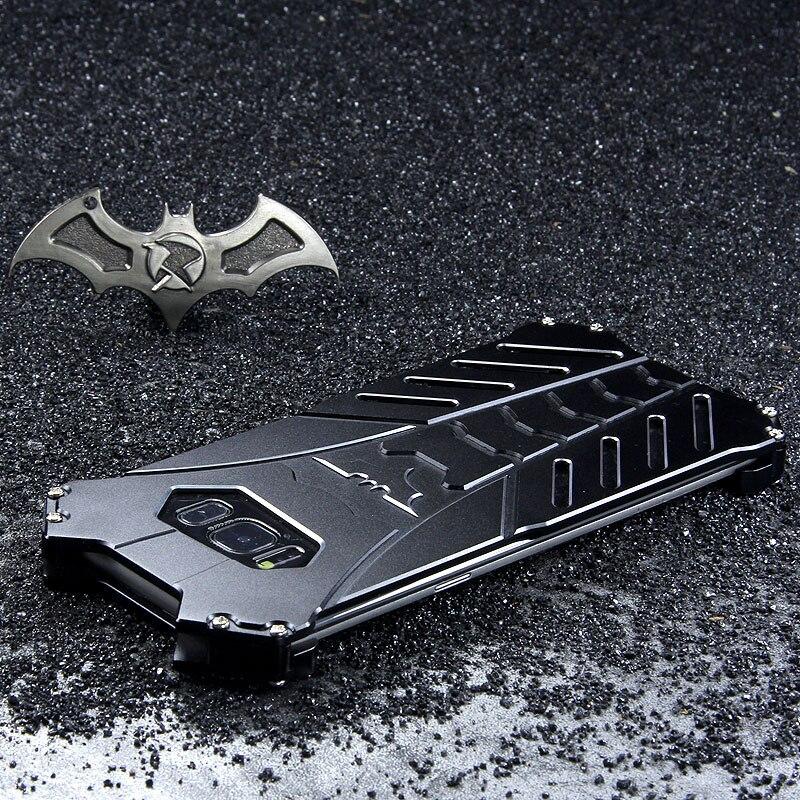 Batman Aluminum Metal Shockproof Cover Case for Samsung Galaxy S20 Plus S8 S9 S10 5G S10E Note 10 Pro A8 A9 star lite ulrta case