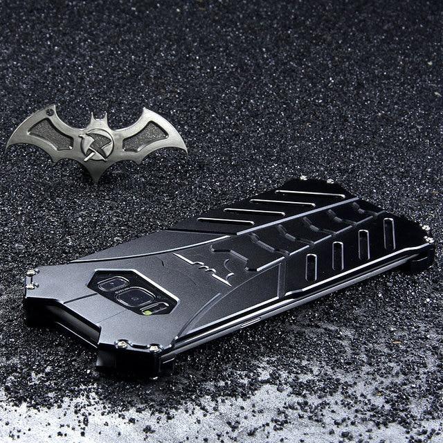 Batman Aluminum Metal Shockproof Cover Case for Samsung Galaxy S20 Plus S8 S9 S10 5G S10E Note 10 Plus note 20 ulrta case