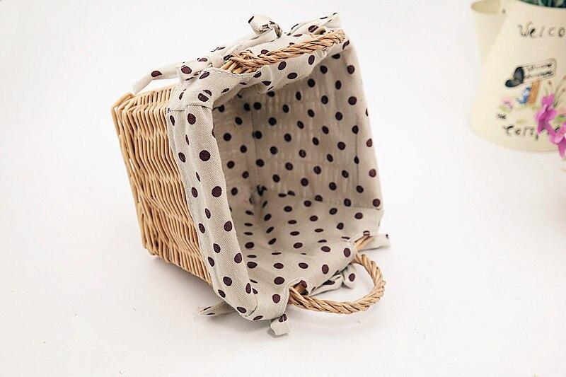 Rattan square basket artificial flower overall floral silk flower handmade lavender - Wedding Depository - HTB1SuxOGVXXXXatXVXXq6xXFXXXa