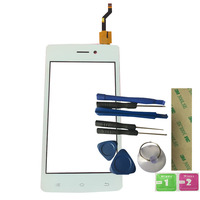 Keneksi 스텝 터치 패널 디지타이저 교체 용 새 터치 스크린 + 3 m 스티커