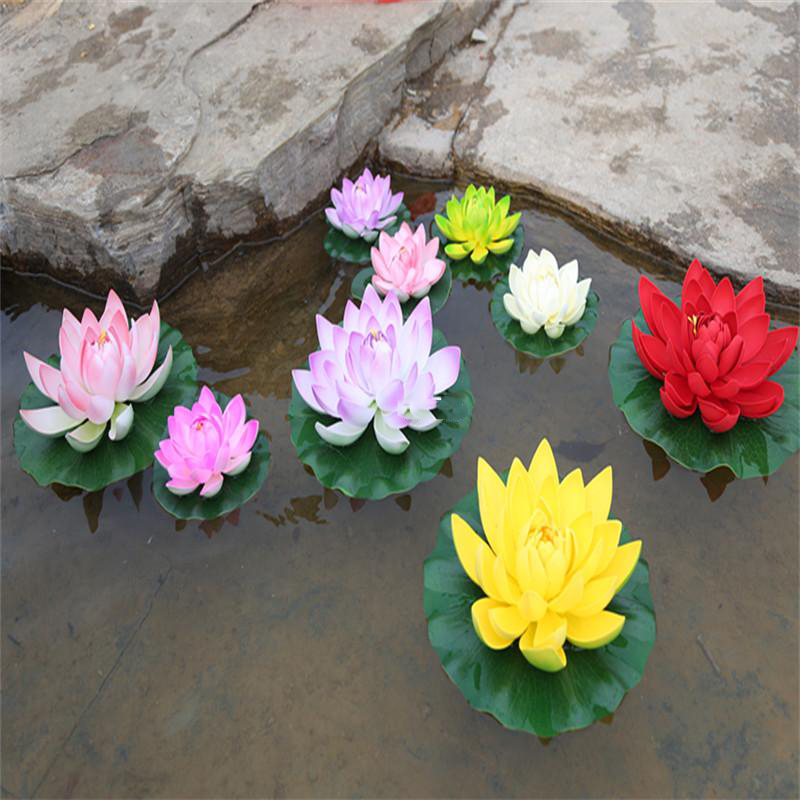 online buy wholesale artificial lotus flower from china artificial, Natural flower