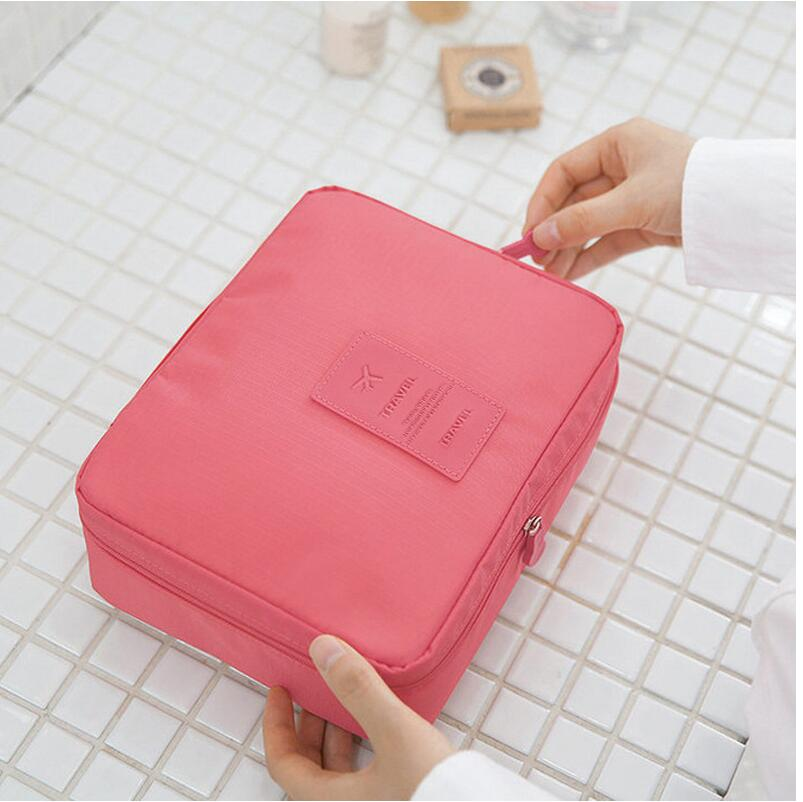 Edition Travel Waterproof Large Aircraft Toiletry Bags Cosmetic Bag Travel Essentials Cosmetic Bags Cases Cosmetics Organizer