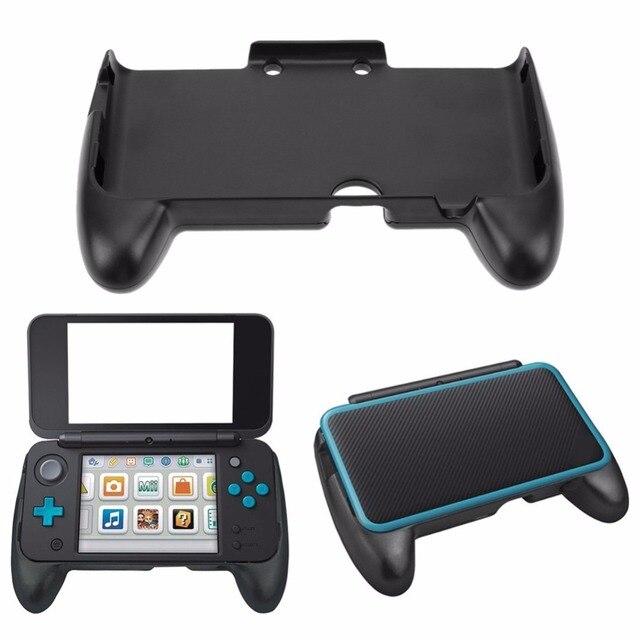 新しい 2DS ll 2DS xlコンソールゲームパッドハンドグリップスタンドジョイパッドブラケットグリップ保護サポートケースnintend新しい
