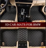 Leather Car floor mat carpet rug for BMW X1 X3 X4 X5 X6 Z4 320i 330i 430i 440i 525i 530i 540i 640i 650i 730 740 750 760