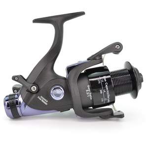 Image 2 - Carp Fishing Reels Bait Runner with Extra Free Spool Spinning Fishing Reel for Carp Coarse Fishing