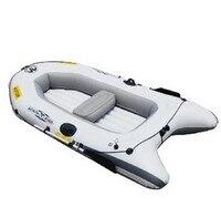 Горячий Электрический мотор спортивный надувная лодка каяк надувная лодка штурмовая лодка один двойной водный спорт