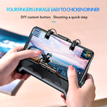 Cool Cell Phone Radiator Handle Universal Mobile Phone Cooler Game Controller Pad Clamp Clip Mount Phone Holder Support Charging hand jet printer price