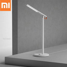 Xiaomi Mijia MJTD01SYL 9W Smart Table Desk Lamp 1S 4 Lighting Modes Dimming Reading Light APP Wireless Control Eye Protection(China)