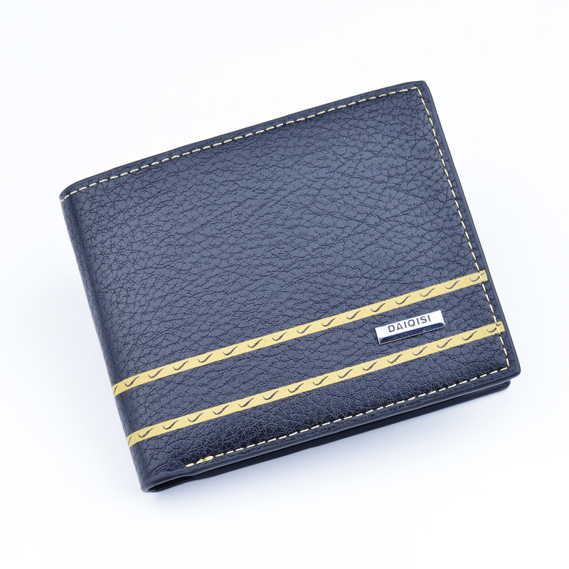 Men Wallet Fashion Leather Purse Credit Card Holder Dollar Wallet Male Small Wallet Short Money Purses Male Clutch Wallets joyir vintage men genuine leather wallet short small wallet male slim purse mini wallet coin purse money credit card holder 523