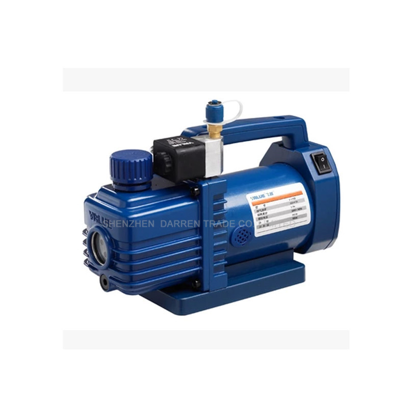 220v Rotary Vane New vacuum pump suit for R410a,R407C,R134a,R12,R22 купить