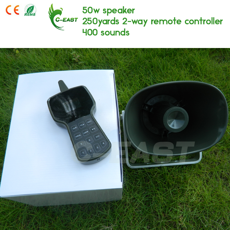 2 way remote control 400 sounds hunting mp3 bird sounds caller2 way remote control 400 sounds hunting mp3 bird sounds caller electronic bird callers duck caller goose pigeon hunting decoy