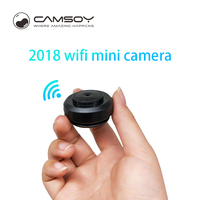C6 Mini Camera Wifi IP Wireless Control With Multipurpose For Recording Video 720P HD Resolution And