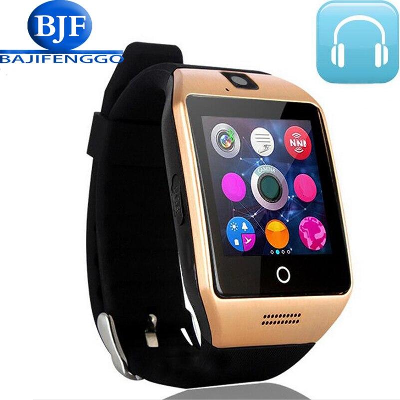 Hombres q5 usable dispositivos gt08 dz09 gt88 smart watch reloj de pulsera elect